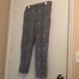 Tory Burch Skinny Ankle Pant, US M/US 12/14